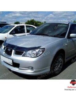 Дефлектор за преден капак за Subaru Impreza 2006-2007 (facelift 2) Sedan