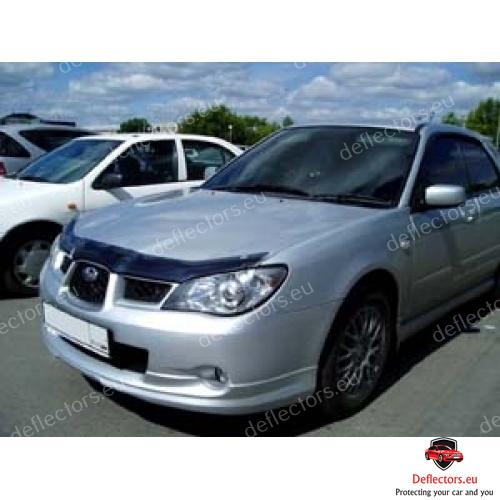 Дефлектор за преден капак за Subaru Impreza 2006-2007 (facelift 2) Sedan 2