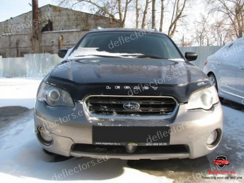 Subaru Legacy IV or Legacy Outback III 2003-2009 дефлектор