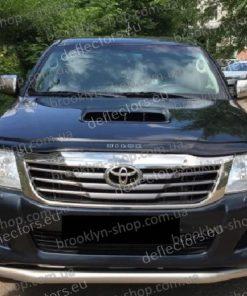 Дефлектор за преден капак за Toyota Hilux 2011-2015 1