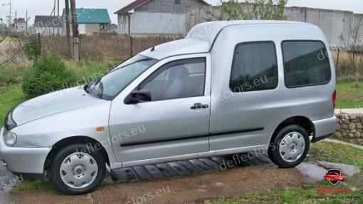 Дефлектор за преден капак за VW-Caddy-1996-2004 2