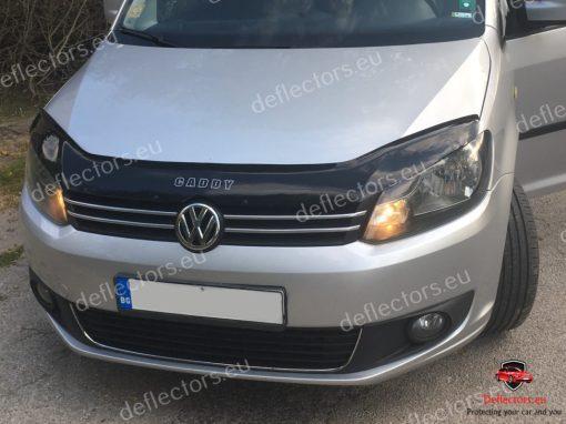 Дефлектор за преден капак за VW Caddy 2010-2015 1