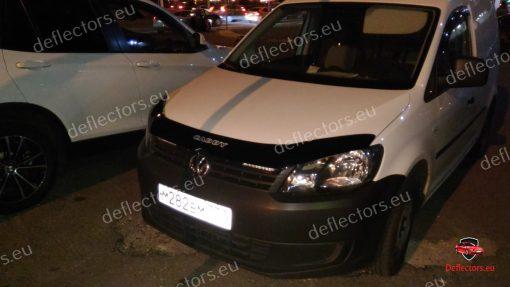Дефлектор за преден капак за VW Caddy 2010-2015 3