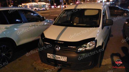 Дефлектор за преден капак за VW Caddy 2010-2015 4