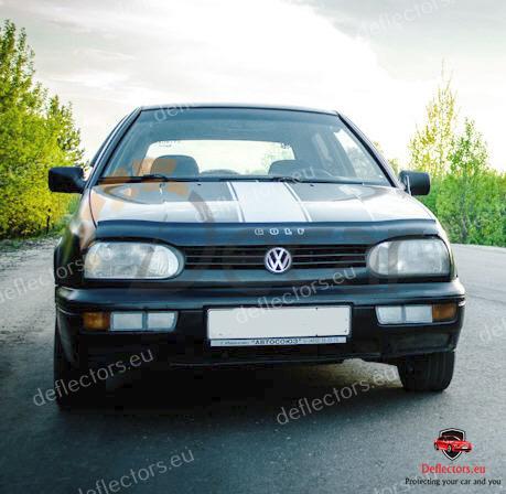 Дефлектор за преден капак за Volkswagen VW Golf-3 1991-1997