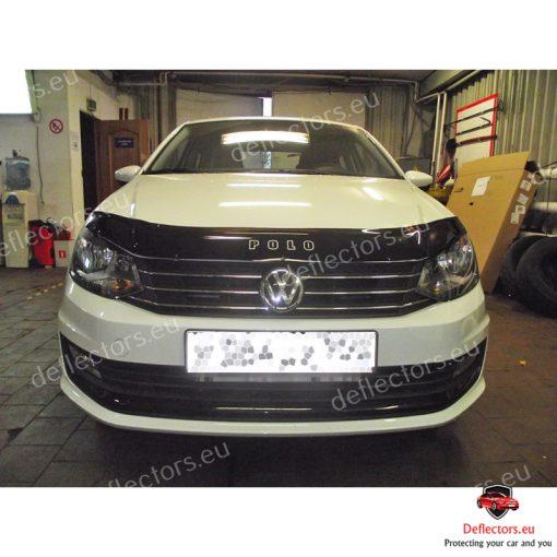 Дефлектор за преден капак за VW POLO V (2015-) седан