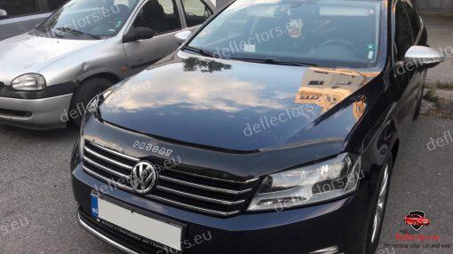 Дефлектор за преден капак за VW Passat B-7 2010-2014 2