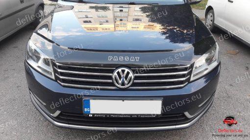 Дефлектор за преден капак за VW-Passat-B-7-2010-2014 2