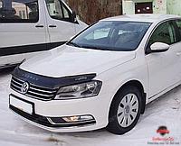 Дефлектор за преден капак за Volkswagen VW Passat B-7 2010-2014
