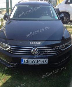 Дефлектор за преден капак за VW Passat B8 2015- (Alltrack) 2