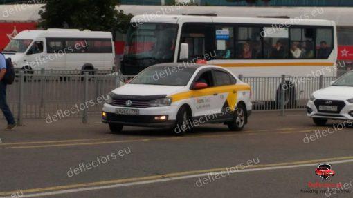Дефлектор за преден капак за VW Polo 5 2015- (sedan)