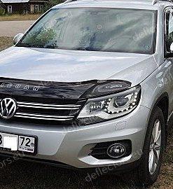 Дефлектор за преден капак за VW Tiguan 2008-2016