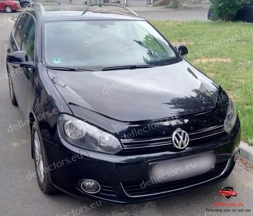 Дефлектор за преден капак за Volkswagen VW Golf 6 2008-