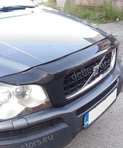 Дефлектор за преден капак за Volvo XC-90 2003-2014 (около решетката) 4