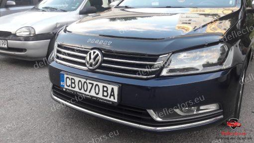 Дефлектор за преден капак за VW Passat B-7 2010-2014 дефлектор