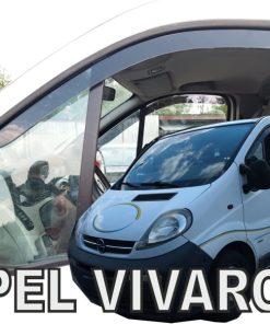 Ветробрани за Opel Vivaro I 2001- heko