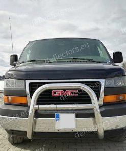 Дефлектор за преден капак за Chevrolet Express 2002- (GMC Savana) 3