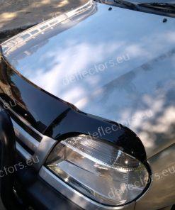 Дефлектор за преден капак за Chevrolet Niva 2002-2009 12
