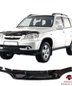 Дефлектор за преден капак за Chevrolet Niva 2009- (CA)