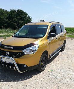 Дефлектор за преден капак за Dacia (Renault) Lodgy (Dokker) 2012- 1 (1)