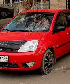 Дефлектор за преден капак за Ford Fiesta VI 2006- (широк) 1