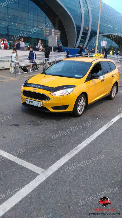 Дефлектор за преден капак за Ford Focus III+ 2015-2018