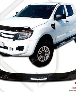 Дефлектор за преден капак за Ford Ranger Rap Cab 2011–2015