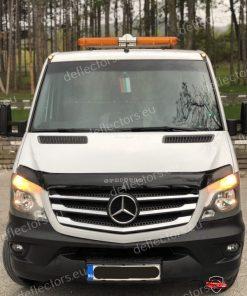 Дефлектор за преден капак за Mercedes-Benz Sprinter 2013-
