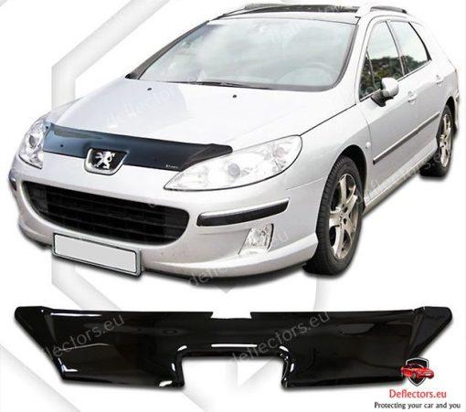 Дефлектор за преден капак за Peugeot 407 2004-2010