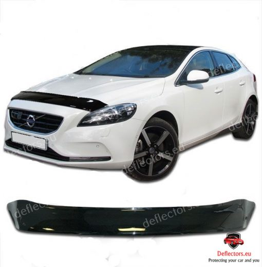 Дефлектор за преден капак за Volvo V40 2012-