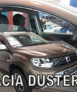 Ветробрани за Dacia Duster II 2017-