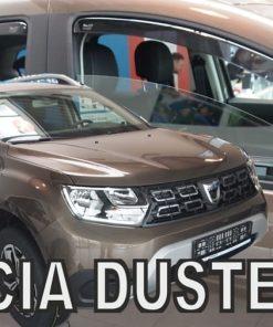 Ветробрани за Dacia Duster II 2017- 4pieces heko