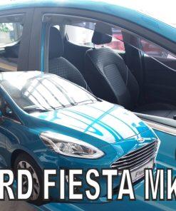 Ветробрани за Ford Fiesta VII 2017- 5d 4pieces heko