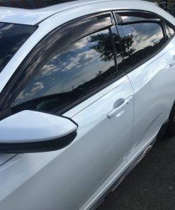 Ветробрани за Honda Civic X 2015-