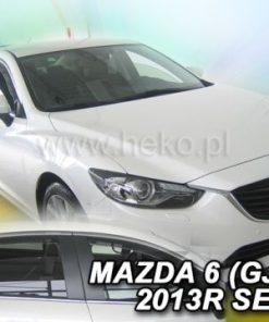 Ветробрани за MAZDA 6 (2013+) Sedan - 4бр. предни и задни 1