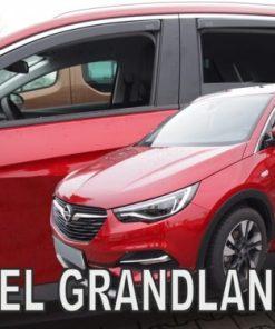 Ветробрани за Opel GrandLand X 5d 2017- 4 броя heko