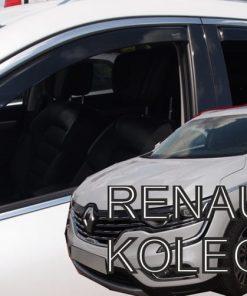 Ветробрани за Renault Koleos II 2017- heko 4pieces