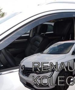 Ветробрани за Renault Koleos II 2017- heko front