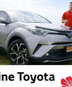 Дефлектор за преден капак за Toyota C-HR 2016- 2