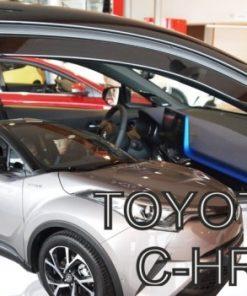 Ветробрани за Toyota C-HR 5d 2016- front heko 1
