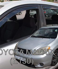 Ветробрани за Toyota Matrix E130 I 5d 2003- 4broja heko