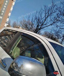 Ветробрани за Toyota Tundra Double Cab or CrewMax 2007-