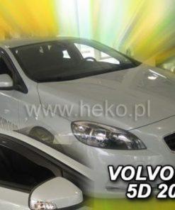Ветробрани за Volvo V40 5d 2012- front heko 1