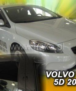 Ветробрани за Volvo V40 5d 2012- rear heko