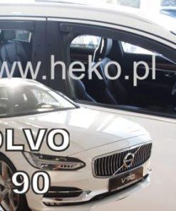 Ветробрани за Volvo V90 4-5D 2016- rear heko 1