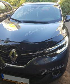 Дефлектор за преден капак за Renault Kadjar 2015-