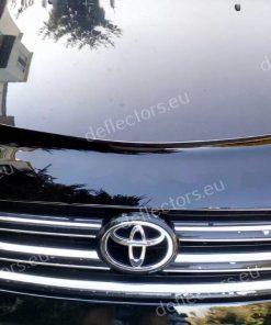 Дефлектор за преден капак за Toyota Avensis Verso 2004-2009 (Picnic, Ipsum) (със зъби) 1