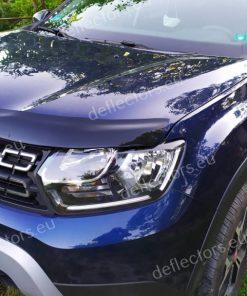 Дефлектор за преден капак за Dacia Duster 2017- 10